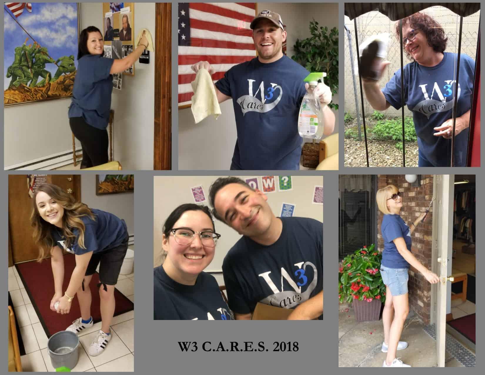 w3 cares 18