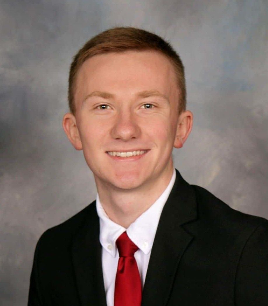 John Bates <br>- Finance Intern -<br/>